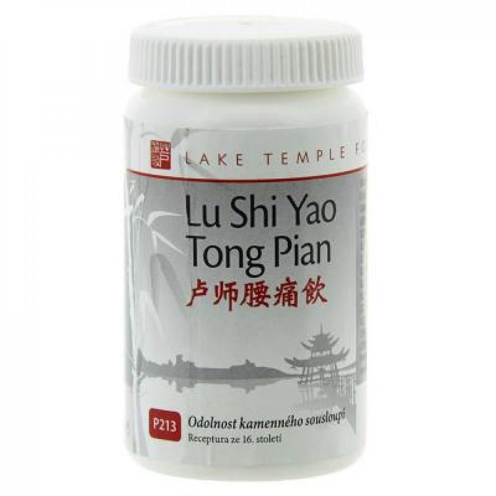 TCM Odolnosť kamenného sousloupí (Lu Shi Yao Tong Pian 213P) 100 tabliet