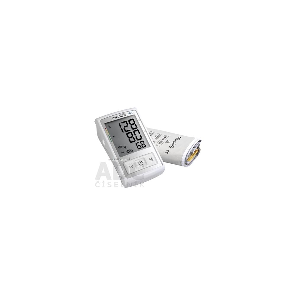 31108343f12b4 MICROLIFE TLAKOMER BP A6 AFIB automatický na rameno 1 ks ...