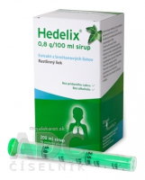Hedelix sirup 200 ml