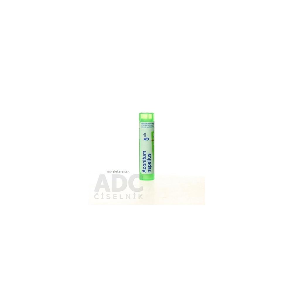 ACONITUM NAPELLUS GRA HOM CH5 1x4 g