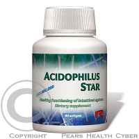 Acidophilus Star 60 cps.