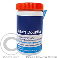 ADULTS DOPHILUS 60 kapsúl