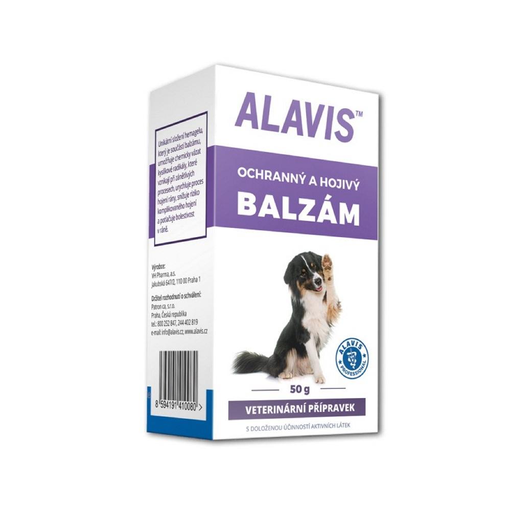 ALAVIS Ochranný a hojivý balzam na labky 50 g
