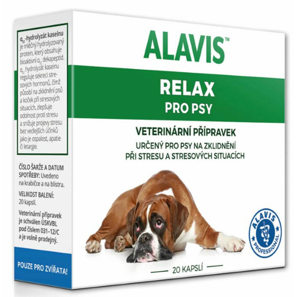 ALAVIS Relax pre psov 150 mg 20 tabliet
