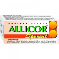 Naturvita Allicor special 60 tabliet