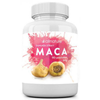 ALLNATURE Maca 90 tabliet