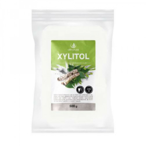 ALLNATURE Xylitol brezový cukor 500 g