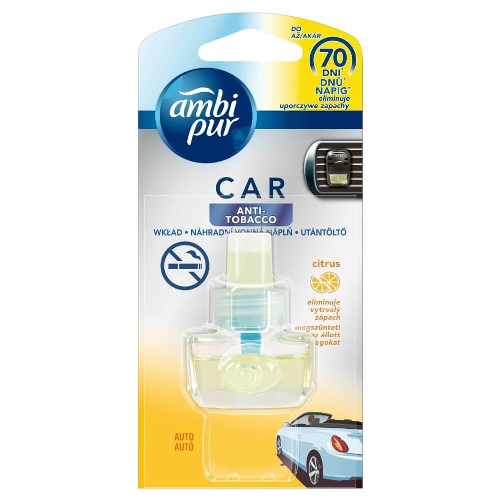 AMBI PUR car3 anti tobacco náplň 7ml