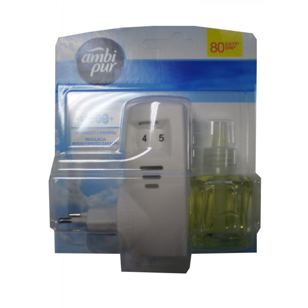 Ambi Pur elektrický strojček + náplň Sky Fresh Air 20 ml