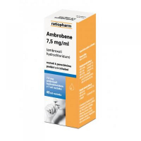 AMBROBENE 7,5mg 40 ml
