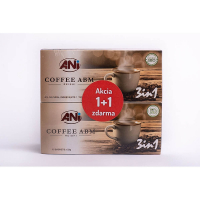 ANi Coffee ABM 3in1 vrecúška 15x22 g (330 g)