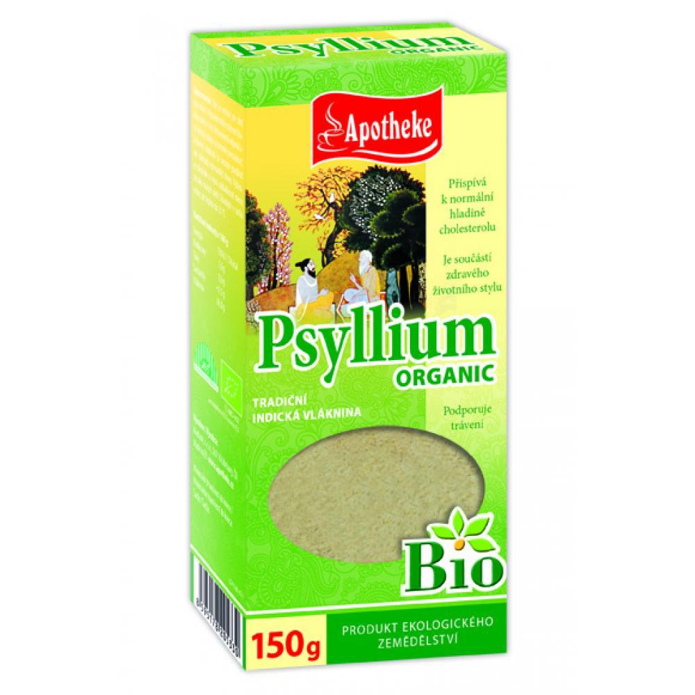 APOTHEKE Psyllium organic BIO 150 g