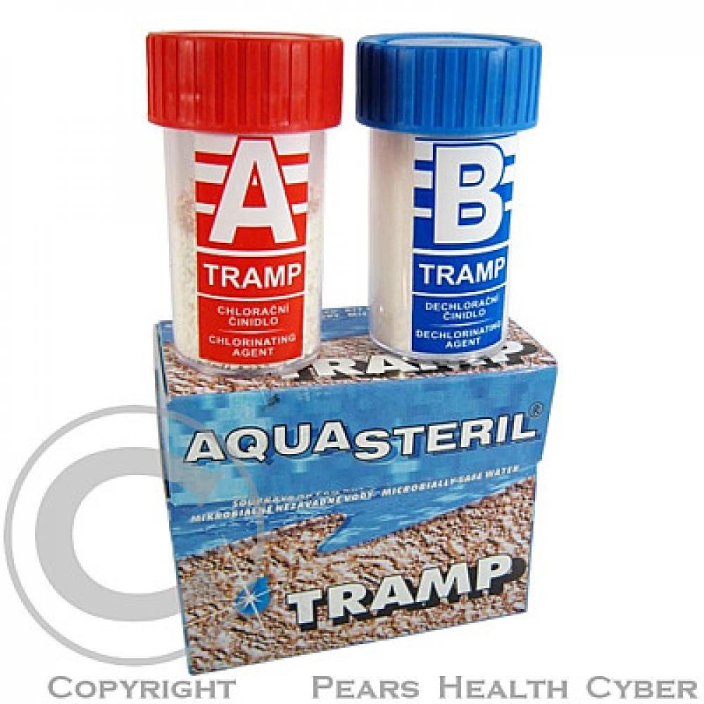 AQUASTERIL 2 Tramp dezinfekcia vody
