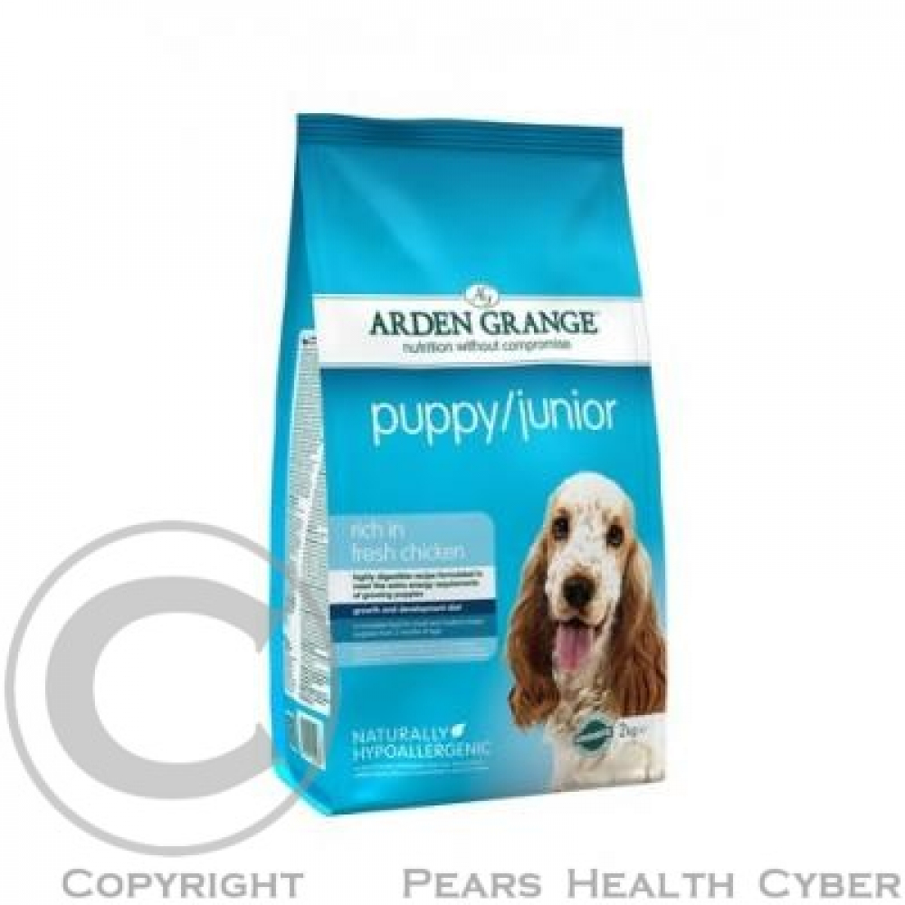 Arden Grange Puppy / Junior 2kg