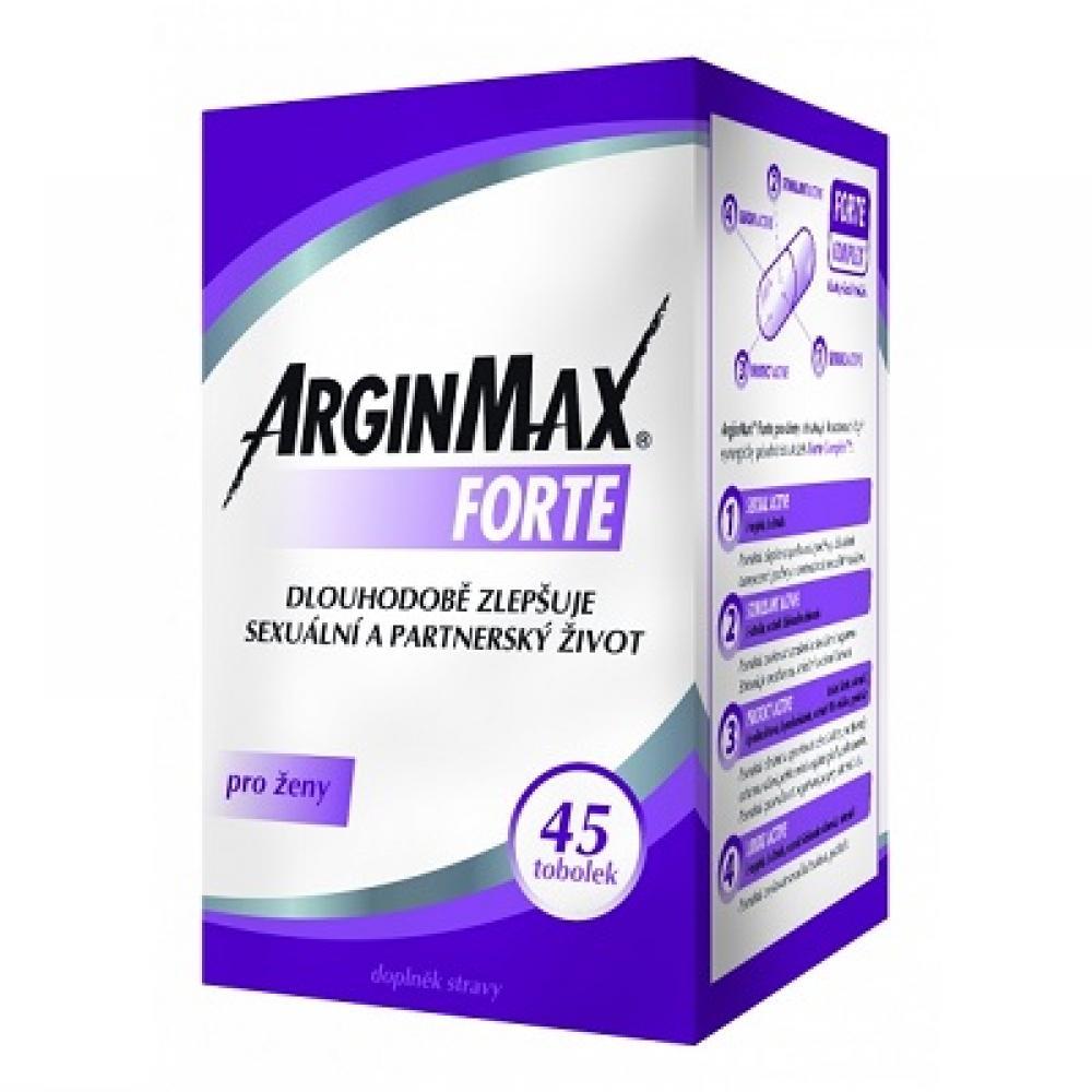 SIMPLY YOU ArginMax Forte pre ženy 45 kapsúl