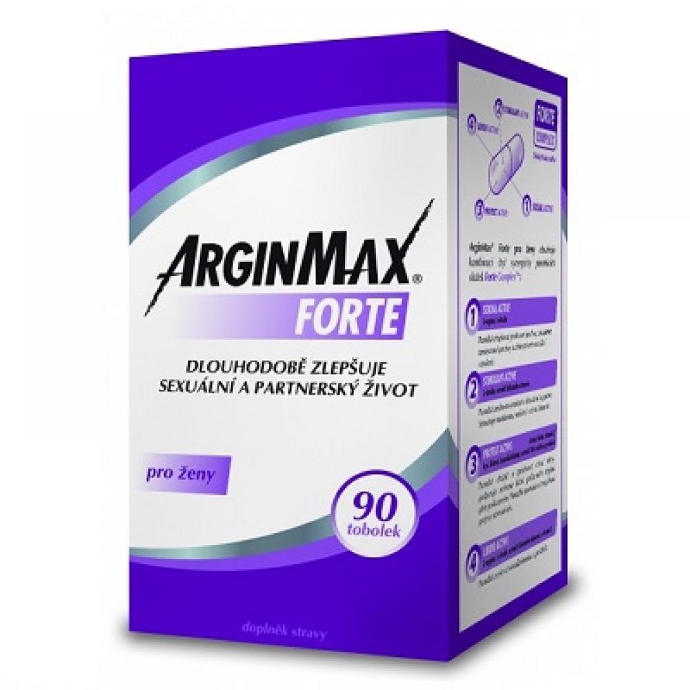 SIMPLY YOU ArginMax Forte pre ženy 90 kapsúl