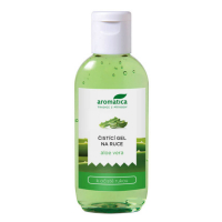 AR ANTIBACTERIAL HAND GEL ALOE VERA 75ML