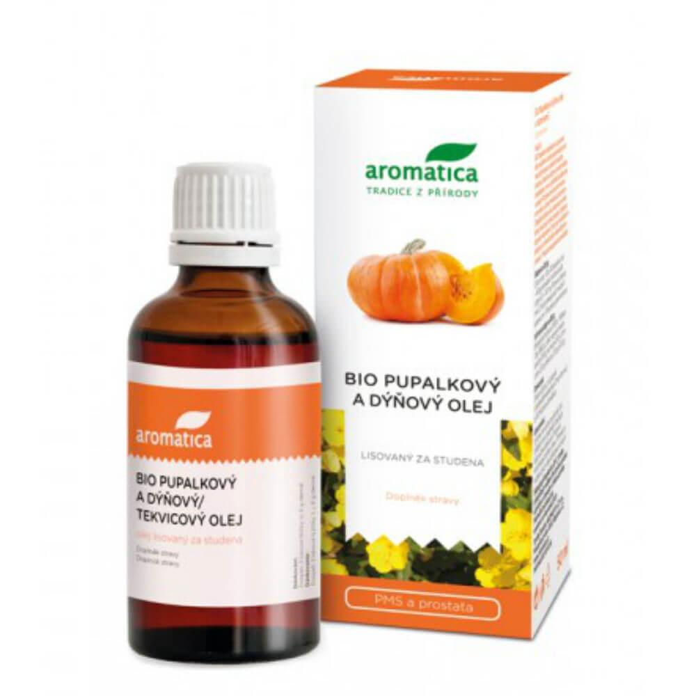 AROMATICA MERISIN pupalkový a tekvicový olej 50 ml
