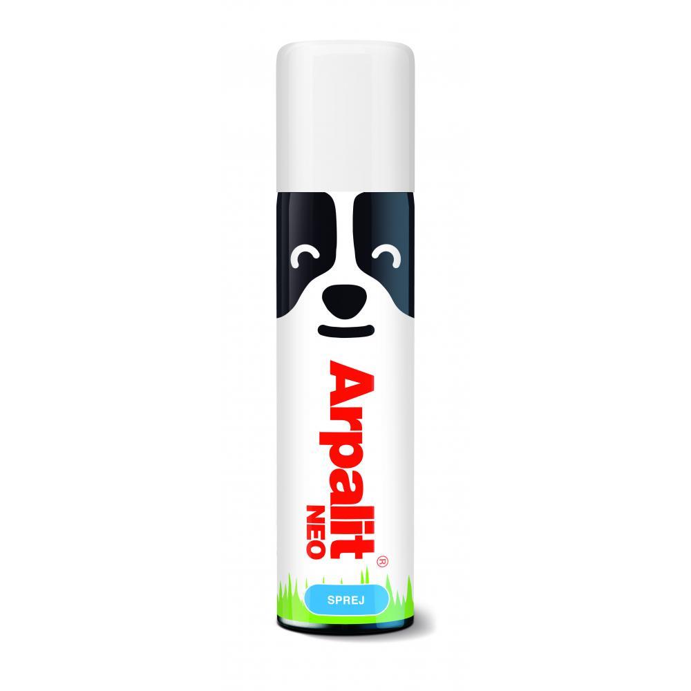 ARPALIT Neo spray (4,7/1,2 mg/g) ektoparazitický prípravok pre zvieratá 150 ml