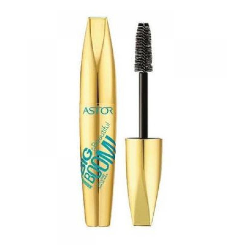 Astor Big & Beautiful Boom Volume Mascara Waterproof 12ml odtieň 800 Black černá