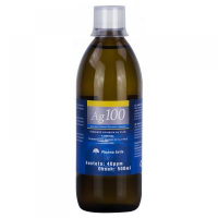 AURUM Koloidné striebro Ag 100 40 ppm 500 ml