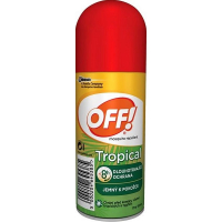 OFF Tropical Repelent spray 100 ml