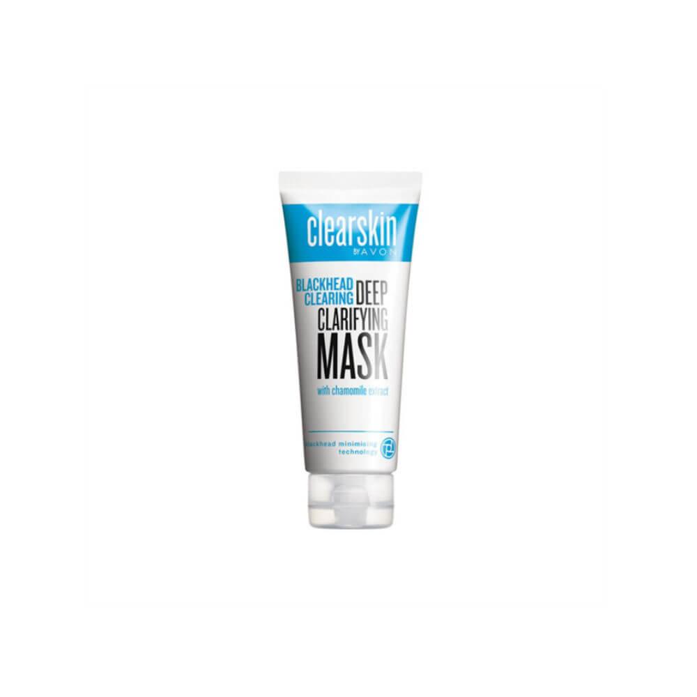 AVON Hlboko čistiaca maska proti čiernym bodkám (Blackhead Clearing) 75 ml