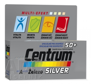 Centrum Silver Multiefekt 30 tabliet
