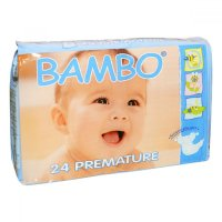BAMBI Air Plus Premature 1-3kg 24ks
