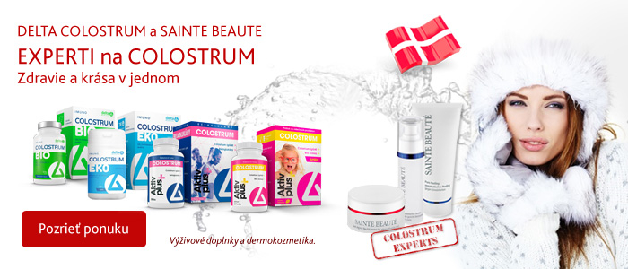 Experti na COLOSTRUM