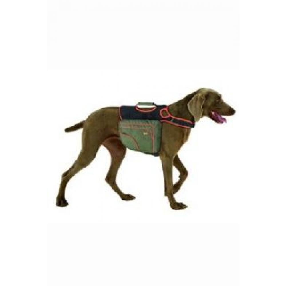 KARLIE Reflexné batoh pre psov XL 1 ks