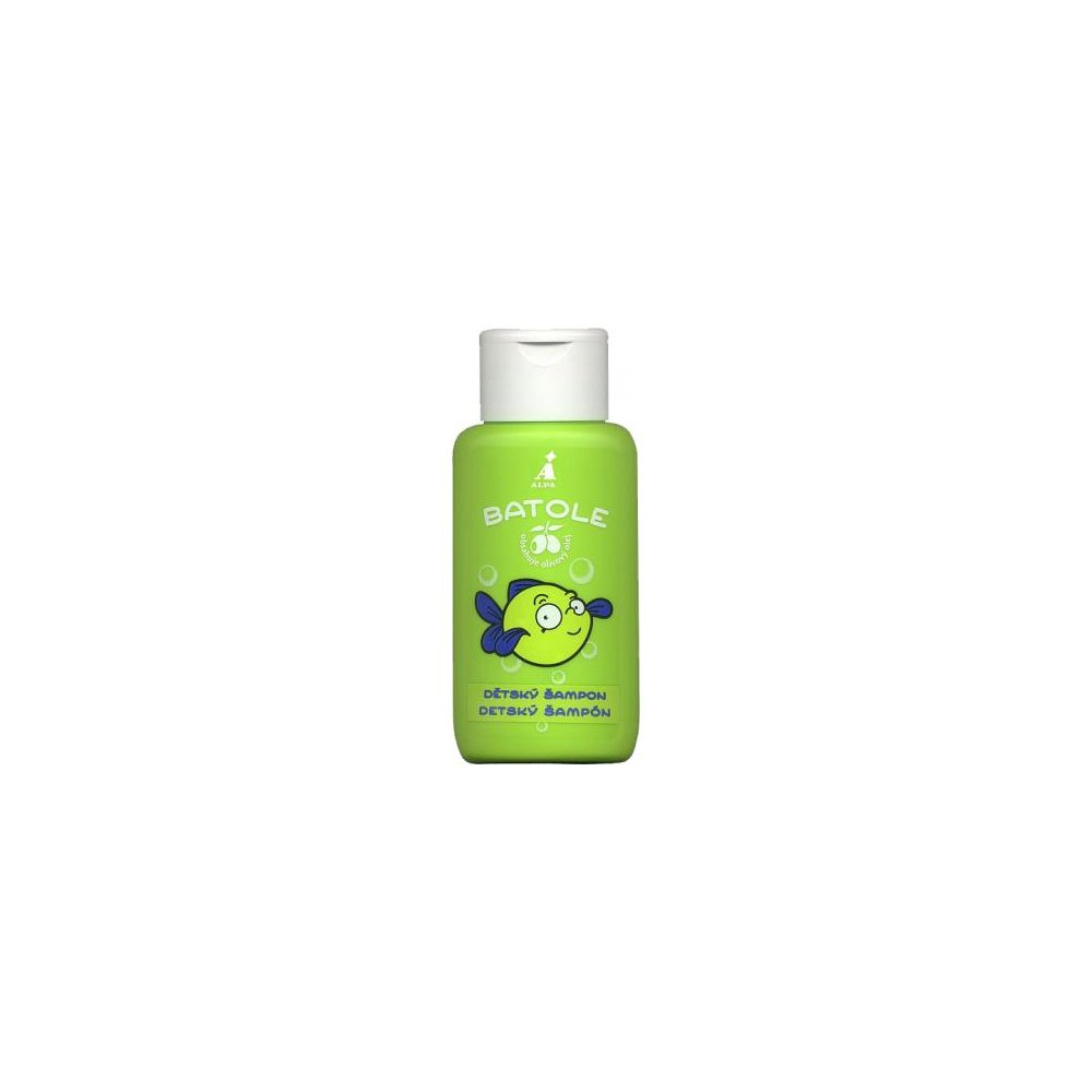 BATOLE Detský šampón 200 ml