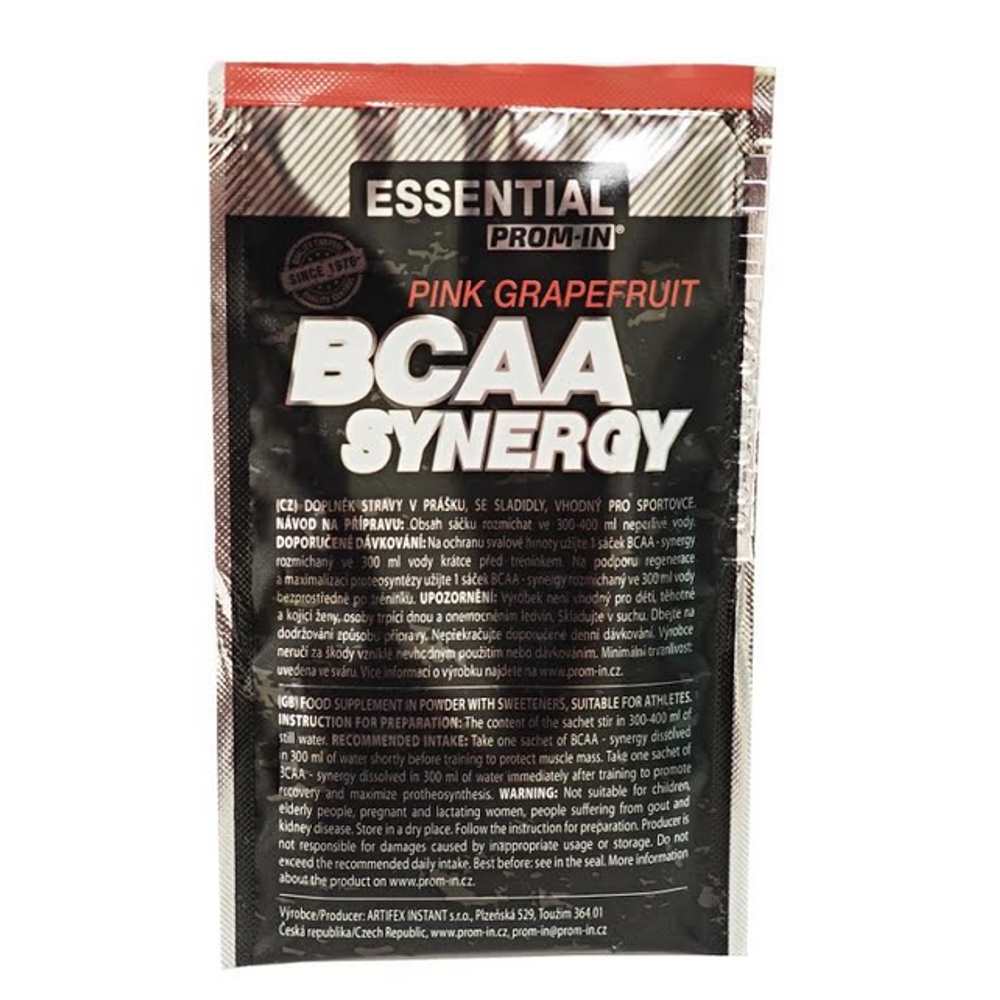 PROM-IN Essential BCAA synergy pink grapefruit 11 g