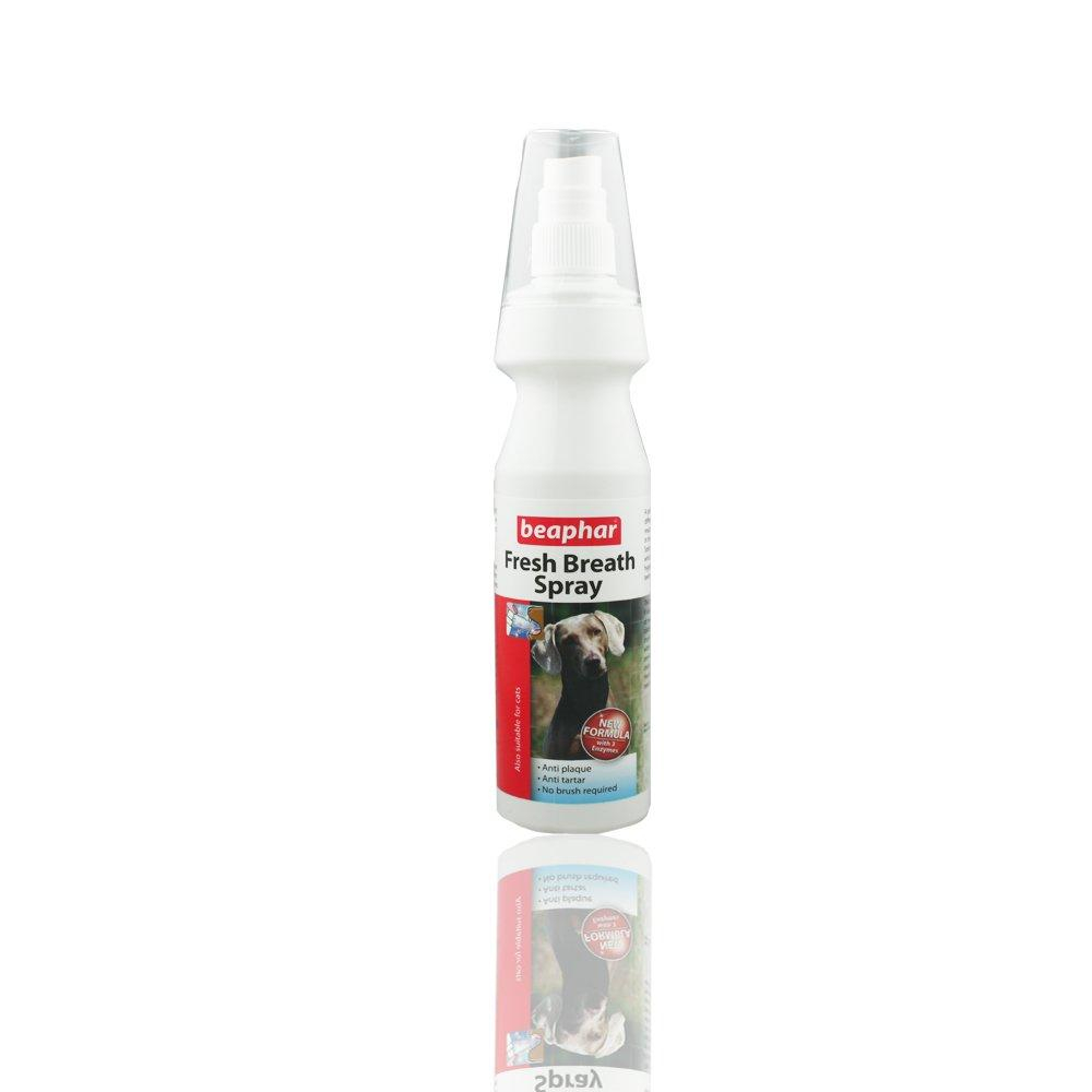 Beaphar Fresh Breath spray do papule pre psov