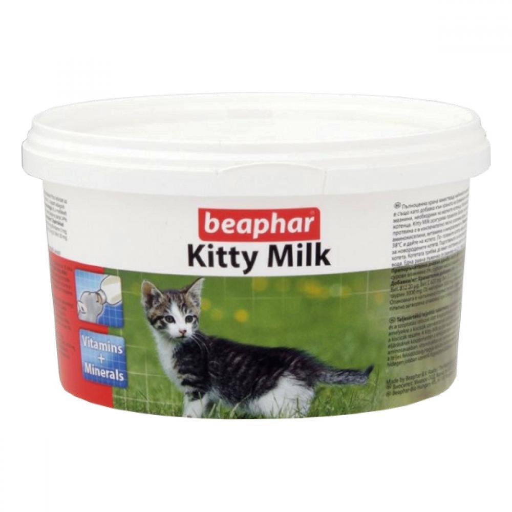 Beaphar mlieko kŕmnej Kitty Milk mačka plv 500g