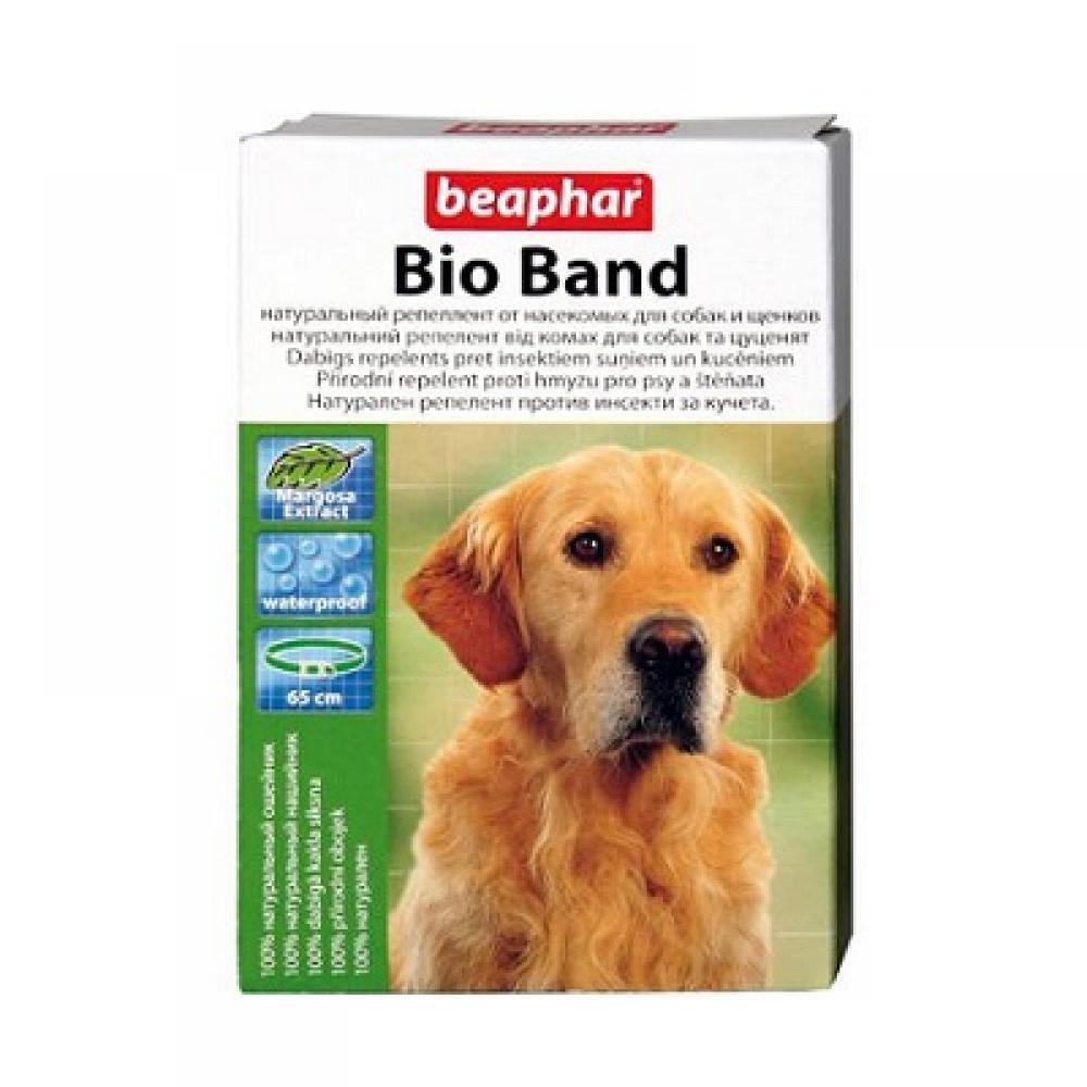 BEAPHAR Antiparazitný obojok pre psa Bio Band Plus 65 cm