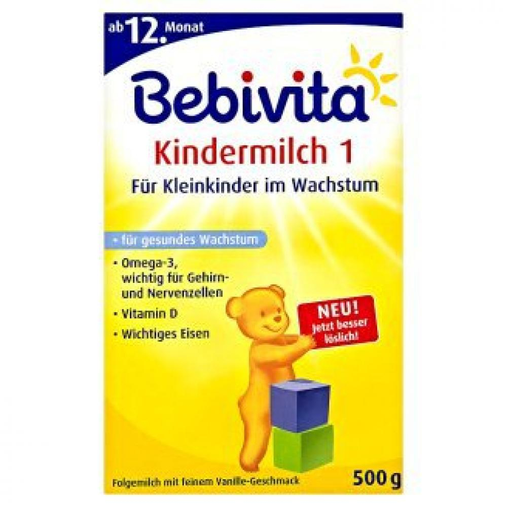 BEBIVITA Mlieko Junior 1+ 500g