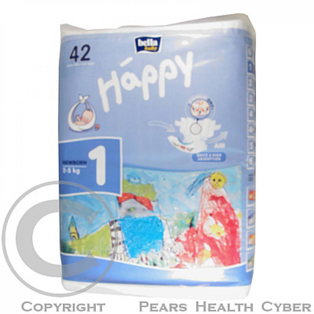 HAPPY NEW BORN PLIENKY 2-5KG 42KS 502
