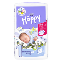 HAPPY NEW BORN PLIENKY 2-5KG 42KS 502