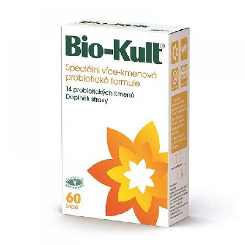 ASP Czech Bio Kult 14 Probiotikum 60 cps. .