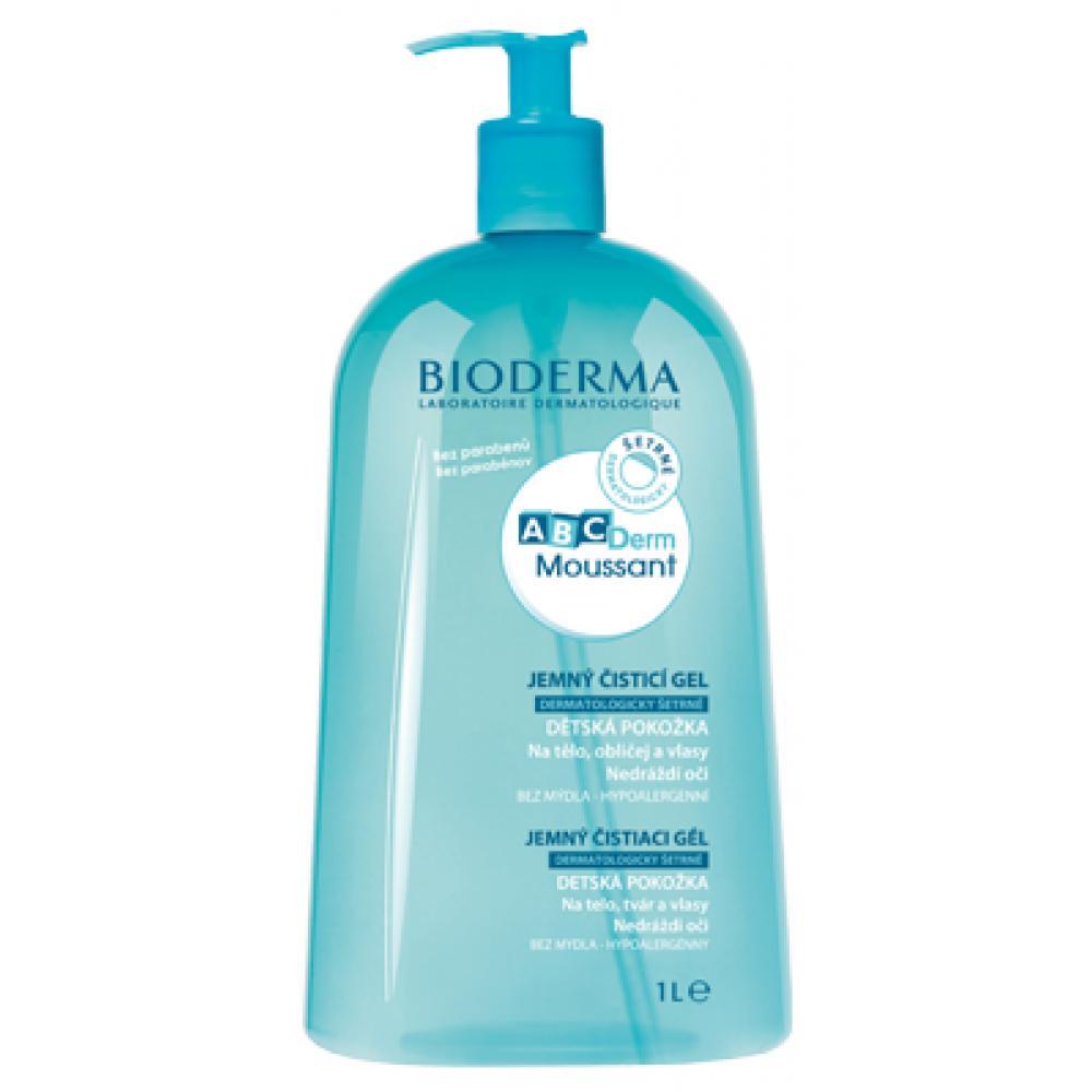 Bioderma ABC Derm sprchový gél 1000 ml