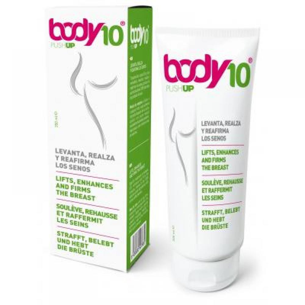 Body 10 gel pro zpevnění poprsí 200 ml