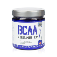 BODY NUTRITION BCAA + Glutamine malina 400g