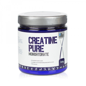 BODY NUTRITION Creatin pure monohydrat 100% micronized natural 500 g