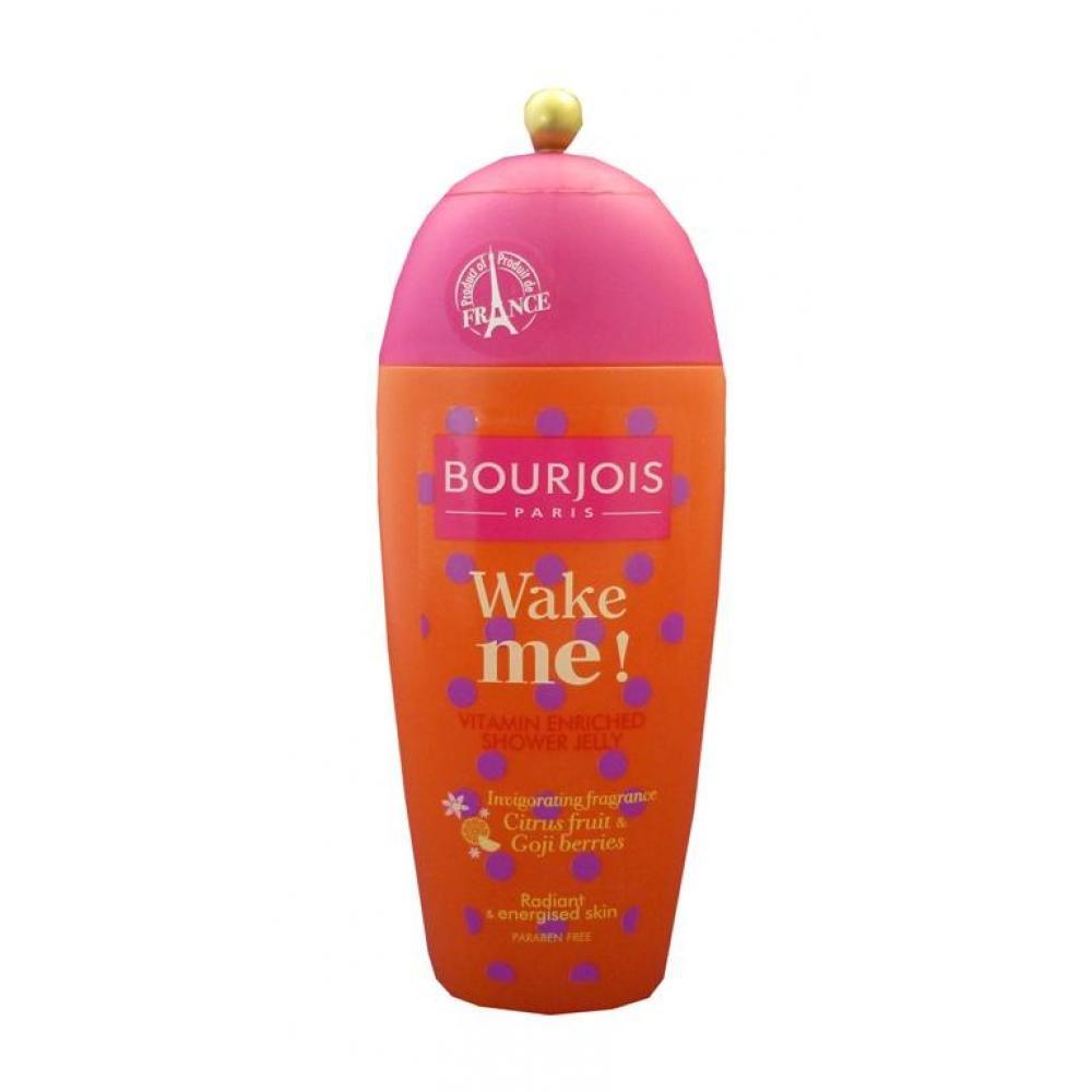BOURJOIS Paris Wake Me Vitamin Shower Gel 250ml (Vitamínový sprchový gel)