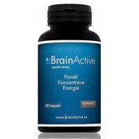 ADVANCE Brain Active pamäť, koncentrace, energia 60 kapsúl
