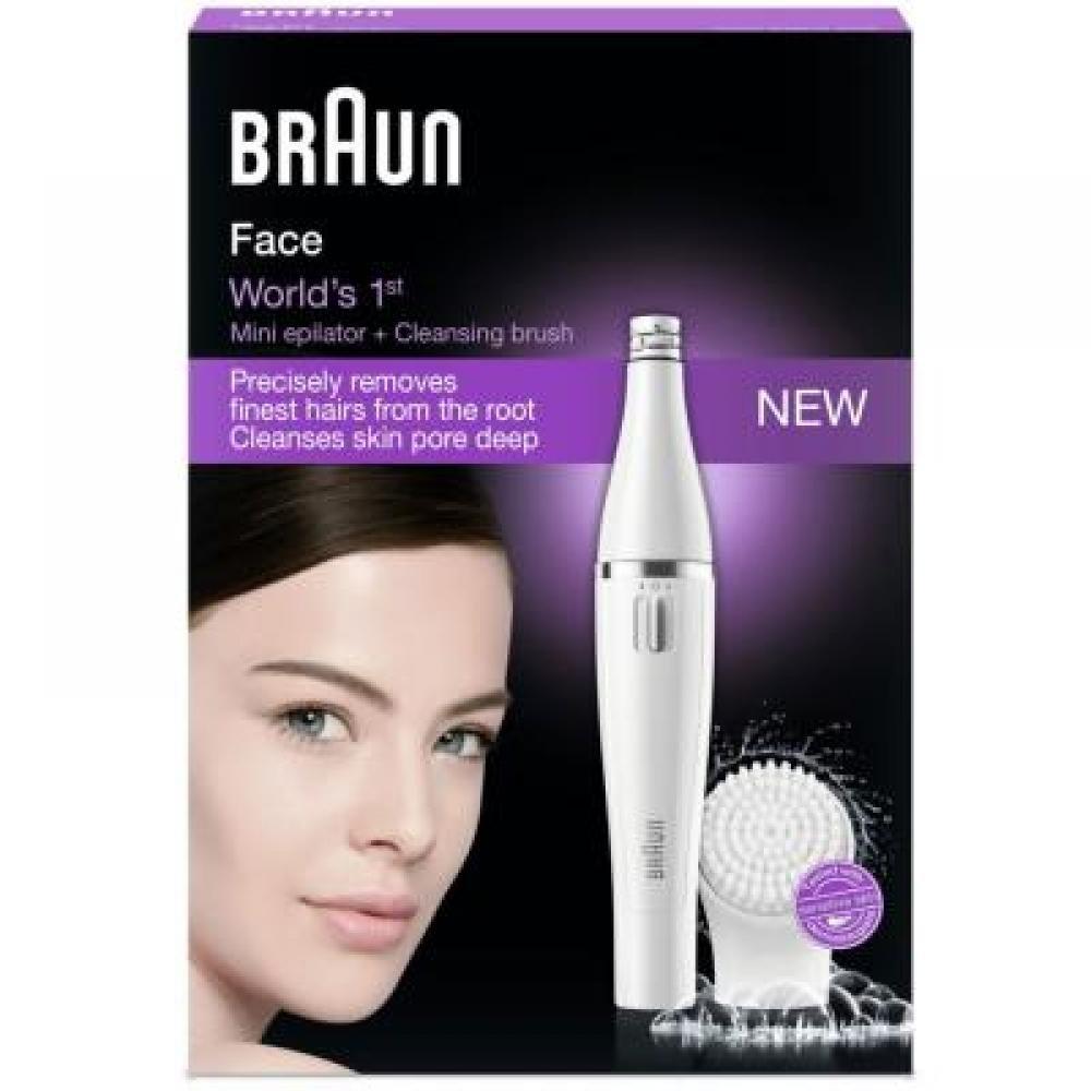 8c0a6072f BRAUN tvárový epilátor Braun Face 820 - MojaLekáreň.sk