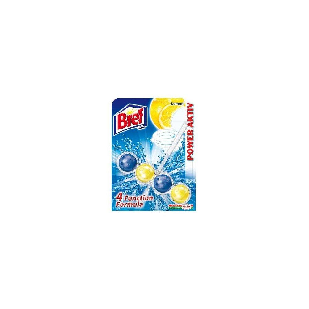 BREF Power Activ WC blok Lemon 51 g