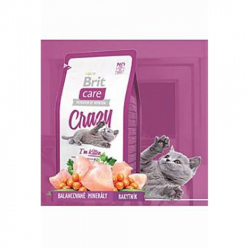Brit Care Cat Crazy I´m Kitten 400g