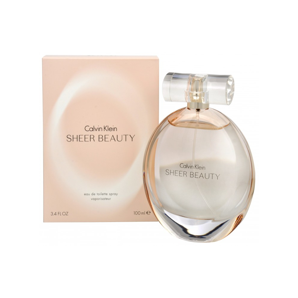 Calvin Klein Sheer Beauty 100ml